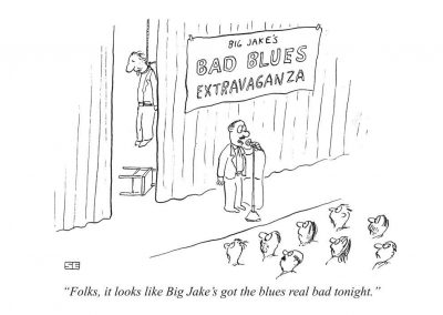 Bad Blues Extravaganza