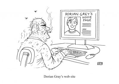 Dorian Grays web site