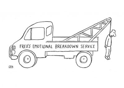 Emotional breakdown service
