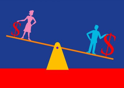 The gender imbalance